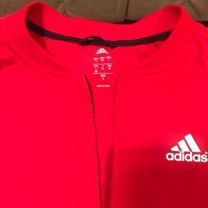 Adidas short sleeve pullover